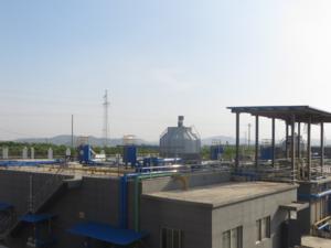 沂水县生活垃圾焚燒發電项目